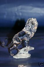 "Swarovski Lion on a rock  "" mufasa ""    269377"