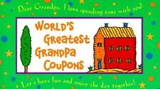 World's Greatest Grandpa Coupons (2000, Paperback)