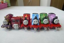 Learning Curve Thomas & Friends Take N Play 6pcs Metal Toy Trains New Loose