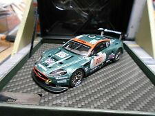 ASTON MARTIN DBR9 V12 6.0 Le Mans 2006 #007 Enge Turner BOX limited IXO  1:43