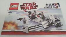 Lego 8084 Star Wars with Booklet ~ incomplete