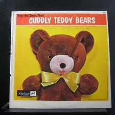 The Rockinghorse Chorus - Songs And Stories About Cuddly Teddy Bears LP VG 5025