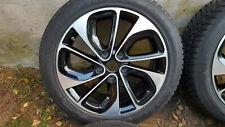 orig 17 Zoll Renault Megane 3 BOSE Winterradsatz Winterreifen 9mm - RDKS