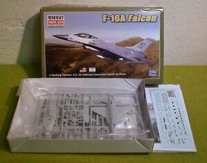 MODEL KIT 1/144 SCALE MINICRAFT F-16A FALCON 14598