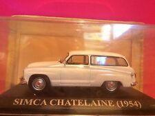 SUPERBE SIMCA CHATELAINE 1954 NEUF EN BOITE SOUS BLISTER 1/43 M6