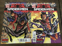Spider-Man 1&2 Of 5 -Marvel Comics (2012) 1st Meeting Of Peter & Miles