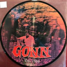 Gonn Blackout Of Gretely + 3 more Numbered Edition EP Picture Disc
