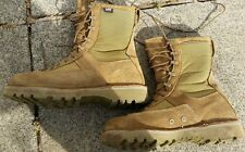 DANNER MOUNTAIN BOOTS COYOTE BROWN MADE IN USA HIKING SPECIAL FORCES