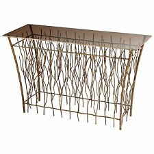 Cyan Design Brittany Branch Console Table, Antique Gold 08674
