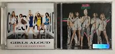 GIRLS ALOUD - OUT OF CONTROL + SOUND OF THE UNDERGROUND 2 X CD ALBUM