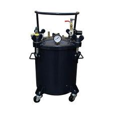 California Air Tools Cat-365C 5 Gal. 80 Psi Oil-Free Dolly Pressure Pot New