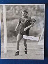"""Original Press Photo - 10""""x8"""" - Trevor Francis - Sampdoria - 1982"""