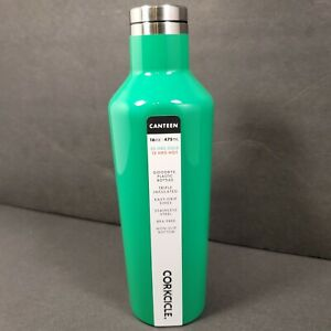 Corkcicle 16 oz Tumbler Canteen Stainless Steel Cold Hot Thermos Cup New