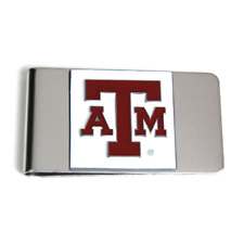 Texas A&M Aggies Ncaa Money Clip Stocking Stuffer Gift for Him