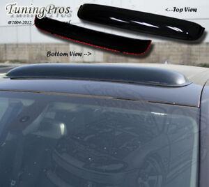 Chevrolet Uplander 2005-2008 Front 3pcs Outside Mount 2.0mm Visors & Sunroof