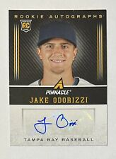 Jake Odorizzi 2013 Panini Pinnacle RC Rookie Auto Autographs Card #JO