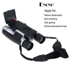 "2"" Screen 1080P Video DVR Recording 12X32 Digital Telescope Binoculars Camera G0"