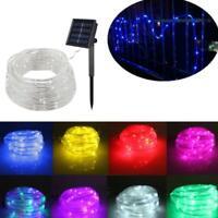 String-Waterproof-Outdoor-Holiday-Garden Solar-LED-Rope-Lights-Fairy-Tube-Light