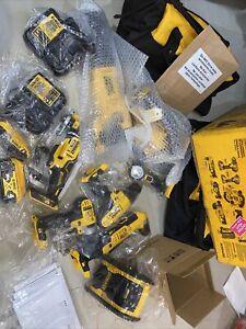 DEWALT DCK940D2 8-Tool Combo Kit - 20V MAX w/