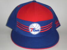 Philadelphia 76ers BANNERS Adidas Hat 7 1/2 Cap NBA World CHAMPIONS Sixers RETRO