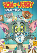 TOM AND JERRY - MOUSE TROUBLE (DVD)
