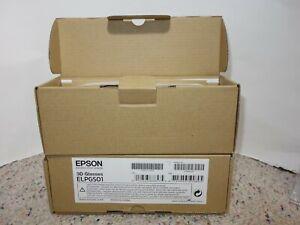 Epson 3D Glasses Model ELPGS01 Pair NEW