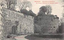 BEAUNE - Enceinte et Bastion du Vieux château de Beaunne