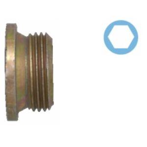 1 Verschlussschraube, Ölwanne CORTECO 220133S passend für FIAT IVECO PEUGEOT