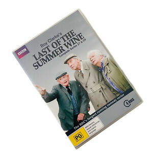 LAST OF THE SUMMER WINE complete series 27 & 28 4 x DVD set R4 PAL Roy Clarke