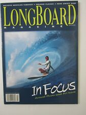 Longboard Magazine January/February 2000 In Focus Annual Photo and Art Issue