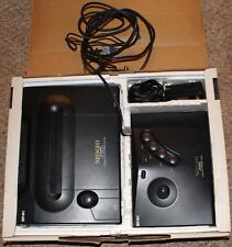 Neo Geo AES System Console Complete in Box #NG1 AEC LOW Serial 11371
