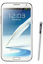 New Samsung Galaxy Note II GT-N7100 - 16GB - Marble White (Unlocked) Smartphone