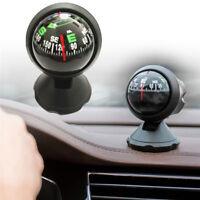 Dashboard Dash Mount Navigation Compass Ball Car Boat Truck Suction   W^