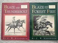C.W.ANDERSON~Blaze Lot 2~THUNDERBOLT~FOREST FIRE~Spread Alarm~Head West~
