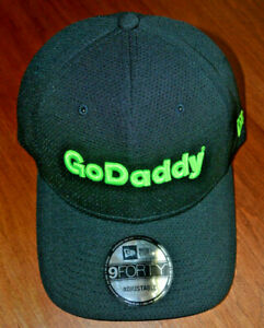 Danica Patrick GoDaddy New Era 9FORTY Cap Hat Indy