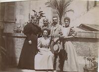 Modalità Famille Francia in Vacanze Arcachon ? Snapshot Citrato di carta ca 1900
