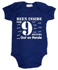 Body e pagliaccetti blu neonati per bambino da 0 a 24 mesi