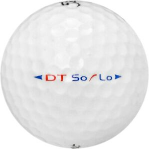 5A-4A NEAR MINT FLAWLESS!60 Titleist DT SOLO/TRUSOFT..MIXED Used Balls FREE S/H