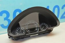 07-09 W211 MERCEDES E63 AMG SPEEDOMETER INSTRUMENT GAUGE CLUSTER DISPLAY