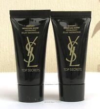 Yves Saint Laurent Top Secrets Instant Moisture Glow  x 2- New