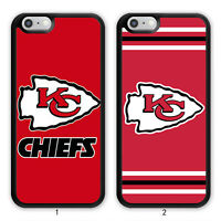 NFL Kansas City Chiefs Case Cover For Samsung Galaxy Note 10 / Apple iPhone iPod