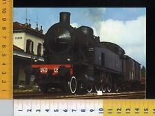 15833] CUNEO - GESSO -  LOCOMOTIVA A VAPORE - F.S 940- 030 ( 1 - 4 - 1 )