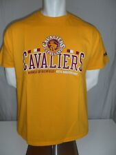 CLEVELAND CAVALIERS Used 2016 Miracle Of Richfield 40th Anniver SGA T-Shirt XL