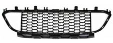 BMW 3 SERIES F30 F31 2012- FRONT BUMPER GRILLE MAT BLACK INSURANCE APPROVED NEW