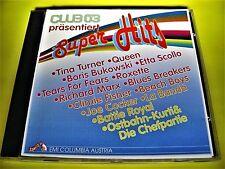 CLUB Ö3 - SUPER HITS   Tina Turner QUEEN La Banda ROXETTE Boris Bukowski &&