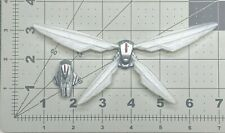 """1/12 scale fodder parts Marvel Legends 6"""" figure movie Wasp backpack wings set"""