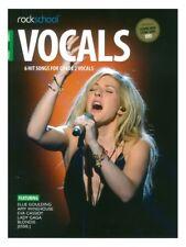 Rockschool Vocals Grade 2 download Audio IMPARARE Donna per riprodurre musica libro/Audio