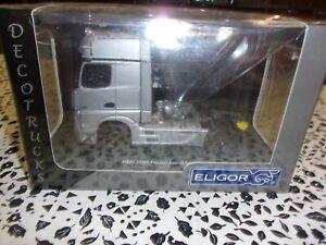 Eligor Mercedes Actros Gigaspace Edition 1 2018 1:43 Camion