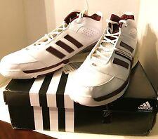 Mens Adidas® Bounce Artillery II Sneakers  Size 20 Medium Burgandy Brand New