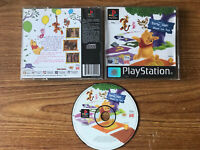 Disneys Party Time with Winnie the Pooh (PlayStation 1 PS1) PAL
